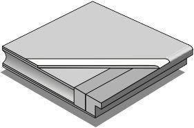 zimmert r cpl grau premium h he 2110 mm. Black Bedroom Furniture Sets. Home Design Ideas